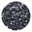 ОПТ Мини пайетки плоские 3 мм India Inc № 846 Индия 30 грамм/упаковка 059452 - 99 бусин