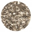 ОПТ Мини пайетки плоские 3 мм Antique Light Gold Color Pearl finish № 397 Индия 30 грамм/упаковка 059483 - 99 бусин
