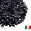 Пайетки 4 мм Италия чаша цвет 9131 Chiaro luna Metallizzato (Свет луны металлик) 3 грамма 059643 - 99 бусин