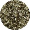 ОПТ Пайетки плоские 2,5 мм  Antique Brass № 001 Индия 30 грамм/упаковка 060153 - 99 бусин