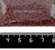 Бисер Чехия PRECIOSA натуральный непрозрачный, размер 8, арт. 93300 красно-коричневые тона, УПАКОВКА 50 гр 08b93300b - 99 бусин