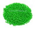 Бисер Чехия PRECIOSA непрозрачный перламутр, размер 10, арт. 17156 зеленые тона 10 граммов 10b17156 - 99 бусин