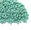 t110055 Бисер TOHO №11 цвет 0055 бирюзовый ЯПОНИЯ упаковка 10 граммов - 99 бусин