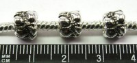 Пандора металлическая Осень цвет серебро 1 штука. 011993 - 99 бусин