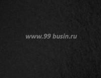 Фетр, материал полиэстр, цвет черный (№ 40), размер 30*20 см,  толщина 1 мм,  1 лист 051869 - 99 бусин