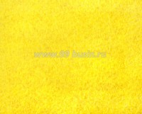 Фетр, материал полиэстр, цвет № 15 светло-желтый,  30*20 см,  толщина 1 мм,  1 лист 051874 - 99 бусин