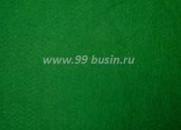 Фетр, материал полиэстр, цвет темно-зеленый (№41),  30*20 см,  толщина 1 мм,  1 лист 051879 - 99 бусин