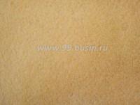 Фетр, материал полиэстр, цвет топленое молоко , размер 30*20 см,  толщина 1 мм,  1 лист 051880 - 99 бусин