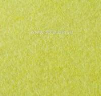 Фетр, материал полиэстр, цвет канареечный желтый (№ 13), размер 30*20 см,  толщина 1 мм,  1 лист 053386 - 99 бусин