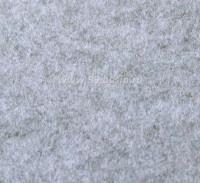 Фетр, материал полиэстр, цвет серый с проседью 30*20 см,  толщина 1 мм,  1 лист 053392 - 99 бусин