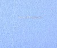 Фетр, материал полиэстр, цвет холодный голубой (№ 04),  30*20 см,  толщина 1 мм,  1 лист 053394 - 99 бусин