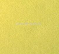 Фетр, материал полиэстр, цвет лимонный (№ 14),  30*20 см,  толщина 1 мм,  1 лист 053484 - 99 бусин