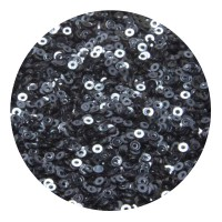 Пайетки плоские 4 мм India Inc № 846 Индия 3 грамма (около 800 штук) 053696 - 99 бусин