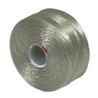 Нить Superlon (S-lon) AA цвет Grey катушка 68,58 метров 053858 - 99 бусин