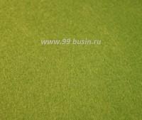 Фетр, материал полиэстр, цвет оливково-зеленый 30*20 см,  толщина 1 мм,  1 лист 054231 - 99 бусин