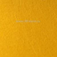 Фетр, материал полиэстр, цвет желтый яичный (№ 17), 30*20 см,  толщина 1 мм, 1 лист 054409 - 99 бусин