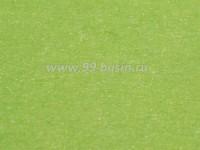 Фетр, материал полиэстр, цвет фисташковый, размер 30*20 см, толщина 1 мм,  1 лист 056503 - 99 бусин