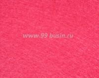 Фетр, материал полиэстр, цвет пламенная маджента, 30*20 см,  толщина 1 мм,  1 лист 056672 - 99 бусин
