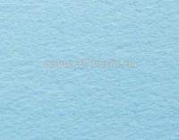 Фетр, материал полиэстр, цвет светло-голубой, 30*20 см,  толщина 1 мм,  1 лист 057594 - 99 бусин