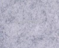 Фетр, материал полиэстр, цвет светло-серый с проседью 30*20 см,  толщина 1 мм,  1 лист 058176 - 99 бусин