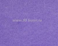 Фетр, материал полиэстр, цвет черничное мороженое 30*20 см,  толщина 1 мм,  1 лист 058180 - 99 бусин