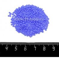 Бисер Sharlotte граненый, непрозрачный, голубые тона, арт. 33020, 11 размер, 5 грамм, Чехия 058543 - 99 бусин