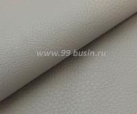 Экокожа, цвет серый, размер 20*14 см, толщина 0,8 мм, фактурность средняя 1 лист 059118 - 99 бусин