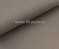 Экокожа, фактурность крупная, размер 20*14 см, цвет бежево-серый, толщина 1 мм, 1 лист 059119 - 99 бусин