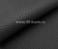 Экокожа, цвет черный, размер 20*14 см, толщина 1 мм, фактурность крупная, 1 лист 059121 - 99 бусин
