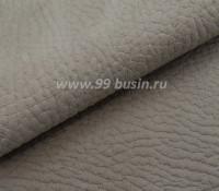 Ткань для изнанки с фактурой кожи, Италия мягкая, цвет серый антрацит 20*14 см, 2,5 мм, 1 лист 059288 - 99 бусин