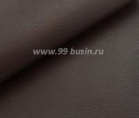 Экокожа, цвет пегий пыльно-коричневый, размер 20*14 см, толщина 1 мм, фактурность мелкая, 1 лист 059380 - 99 бусин