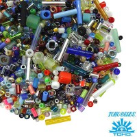 Бисер TOHO Beads Mix, цвет 01, Ассорти 10 грамм 060181 - 99 бусин