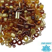 Бисер TOHO Beads Mix, цвет 3219, 10 грамм/упаковка 060505 - 99 бусин