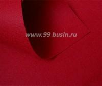 Фетр Гамма Премиум бордовый (842) лист 30*20 см,  толщина 1,2 мм, 1 лист 100% полиэстер, Корея 060709 - 99 бусин