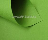 Фетр Гамма Премиум зеленый цитрусовый (865) лист 30*20 см, толщина 1,2 мм, 1 лист 100% полиэстер, Корея 060905 - 99 бусин
