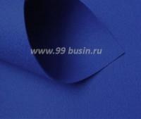 Фетр Гамма Премиум синий (855) лист 30*20 см, толщина 1,2 мм, 1 лист 100% полиэстер, Корея 060932 - 99 бусин