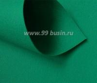 Фетр Гамма Премиум нефритовый зеленый (935) лист 30*20 см,  толщина 1,2 мм, 1 лист 100% полиэстер, Корея 060958 - 99 бусин