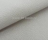 Экокожа Турция перламутровая, цвет белый дым, размер 20*14 см,  толщина 1 мм, фактурность мелкая, 1 лист 061790 - 99 бусин