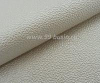 Экокожа Турция перламутровая, цвет айвори, размер 20*14 см,  толщина 1 мм, фактурность мелкая, 1 лист 061791 - 99 бусин