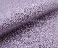 Экокожа Турция перламутровая, цвет лиловая дымка, размер 20*14 см,  толщина 1 мм, фактурность мелкая, 1 лист 061795 - 99 бусин