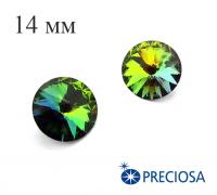 Риволи PRECIOSA Maxima 14 мм Vitrail Medium 1 штука 061804 - 99 бусин