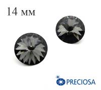 Риволи PRECIOSA Maxima 14 мм Night Fall 1 штука 061808 - 99 бусин