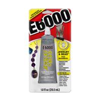 Клей Е6000 для бижутерии, с наконечниками, объем 29,5 мл, США 062575 - 99 бусин