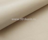 Экокожа, цвет песочный матовый, размер 20*14 см,  толщина 0,8 мм, фактурность мелкая, 1 лист 063590 - 99 бусин