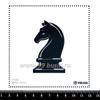Шаблон для броши Шахматный конь 1105, фетр Корея Премиум, толщина 1,25 мм, размер 10*10 см 064475 - 99 бусин