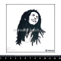 Шаблон для броши Боб 1077, фетр Корея Премиум, толщина 1,25 мм, размер 10*10 см 064539 - 99 бусин