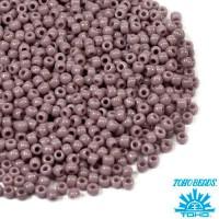 Бисер TOHO №11 цвет 0052 лиловый ЯПОНИЯ пакет 10 граммов t110052 - 99 бусин